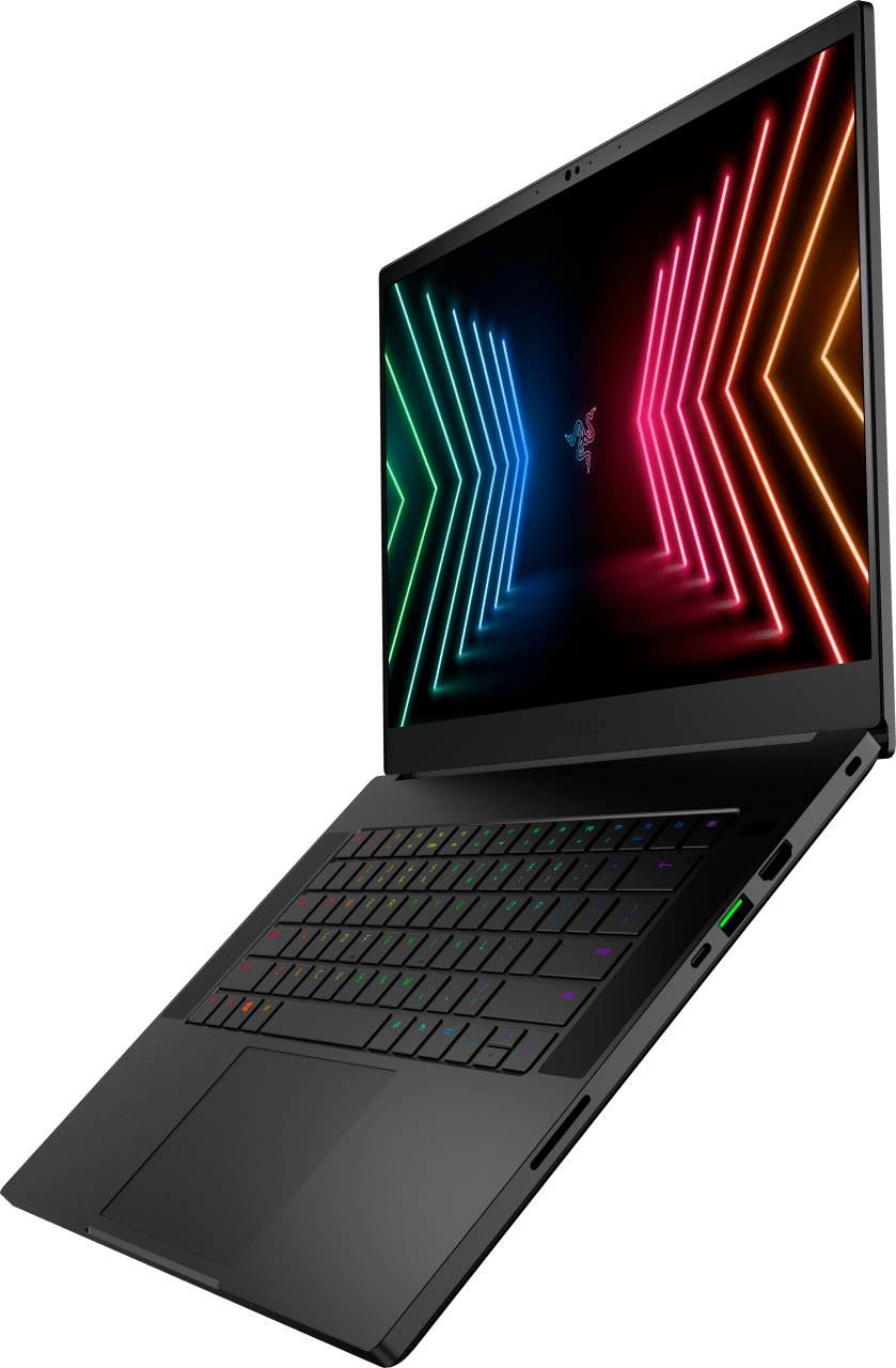 Black Razer Blade 15 Advanced (Early 2021) - Gaming Laptop - Intel® Core™ i7-10875H - 16GB (DDR4) - 1TB SSD - NVIDIA® GeForce® RTX 3070.2