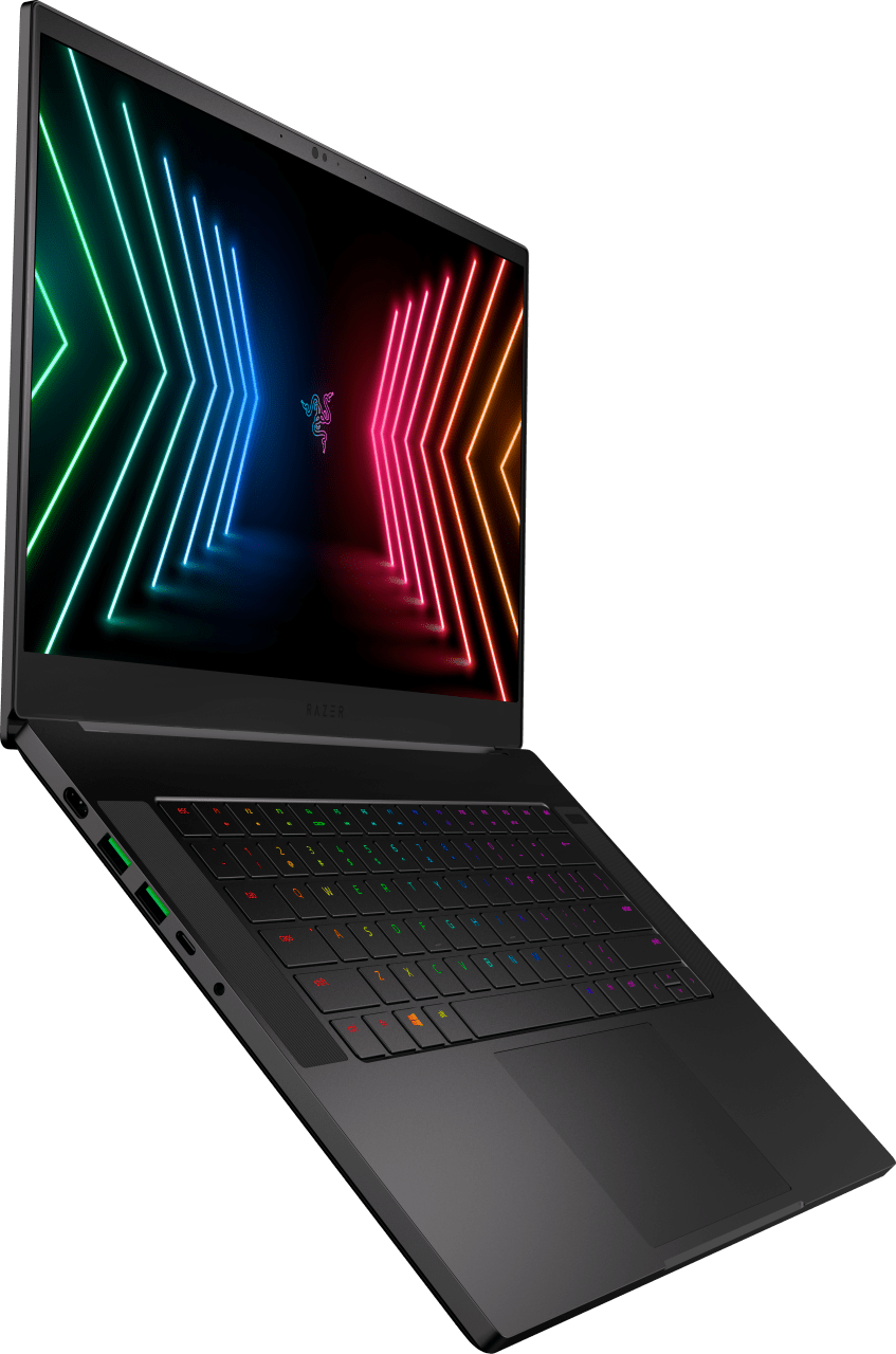 Schwarz Razer Blade 15 Advanced (Early 2021) - Gaming Notebook - Intel® Core™ i7-10875H - 16GB (DDR4) - 1TB SSD - NVIDIA® GeForce® RTX 3070.3