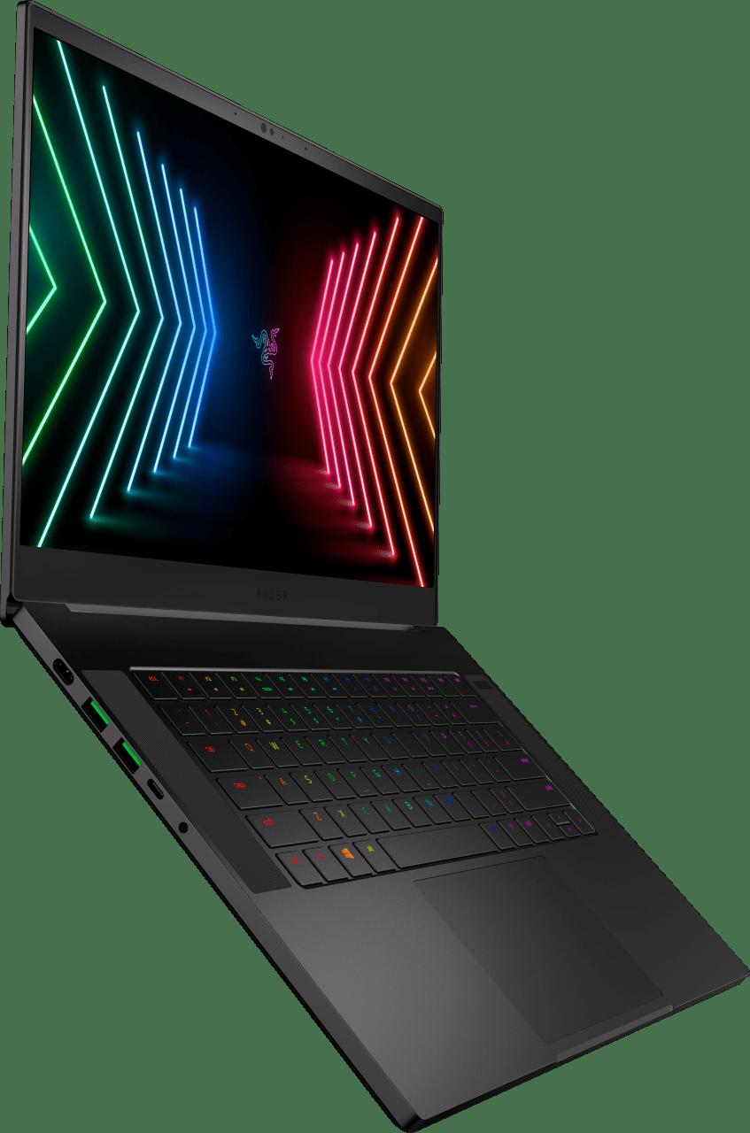 Black Razer Blade 15 Advanced (Early 2021) - Gaming Laptop - Intel® Core™ i7-10875H - 16GB (DDR4) - 1TB SSD - NVIDIA® GeForce® RTX 3080.3