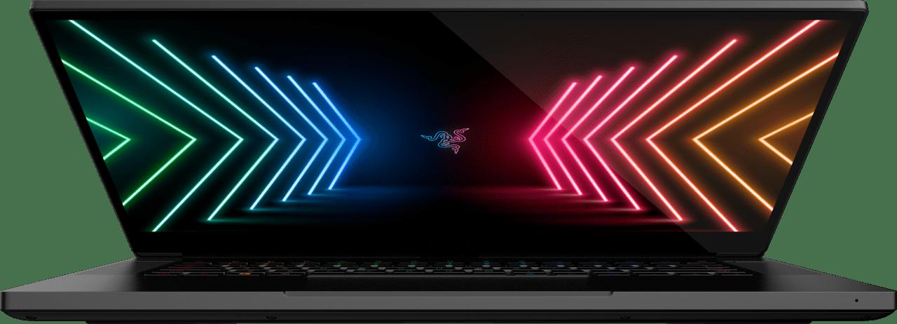 Schwarz Razer Blade 15 Advanced 4K (Early 2021) - Gaming Notebook - Intel® Core™ i7-10875H - 16GB (DDR4) - 1TB SSD - NVIDIA® GeForce® RTX 3080.5