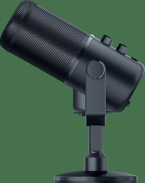Schwarz Razer Seiren Elite Gaming Mikrofon.2