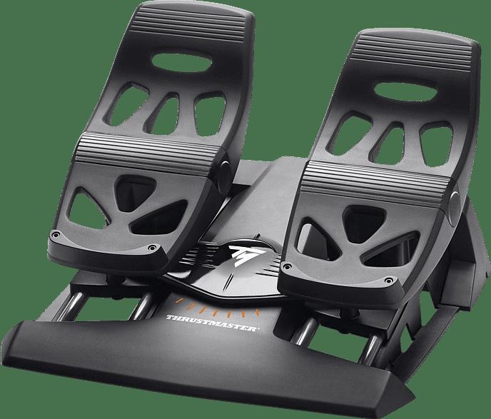 Schwarz Thrustmaster T16000M FCS Flugsimulator-Controller.2