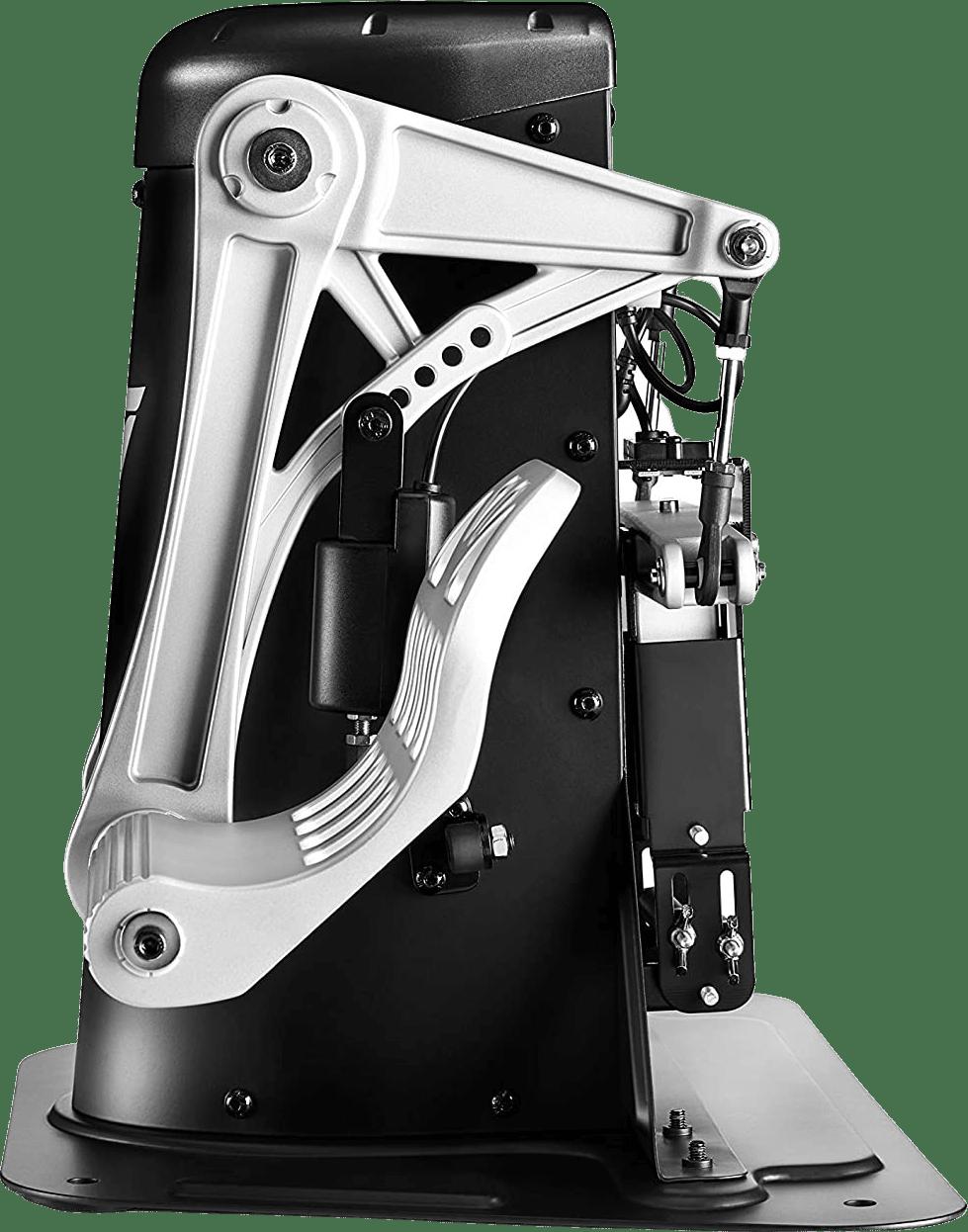 Schwarz Thrustmaster TPR Pendelruderpedale.4