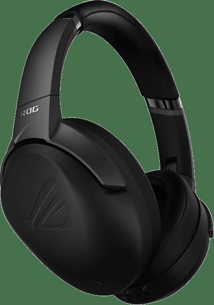 Black Asus ROG Strix Go 2.4 Over-ear Gaming Headphones.2