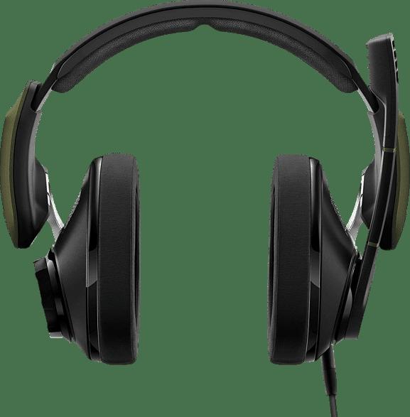 Black EPOS Sennheiser GSP 550 Over-ear Gaming Headphones.3