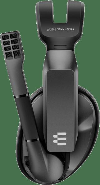 Black EPOS Sennheiser GSP 370 Over-ear Gaming Headphones.4