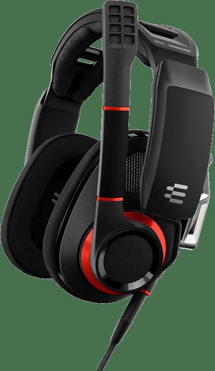 Black EPOS Sennheiser GSP 500 Over-ear Gaming Headphones.4