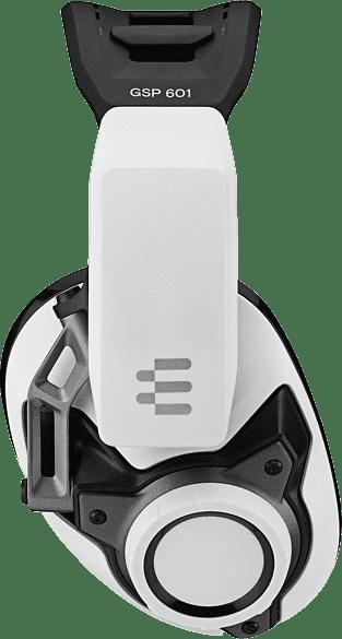 White / Black EPOS Sennheiser GSP 601 Over-ear Gaming Headphones.2