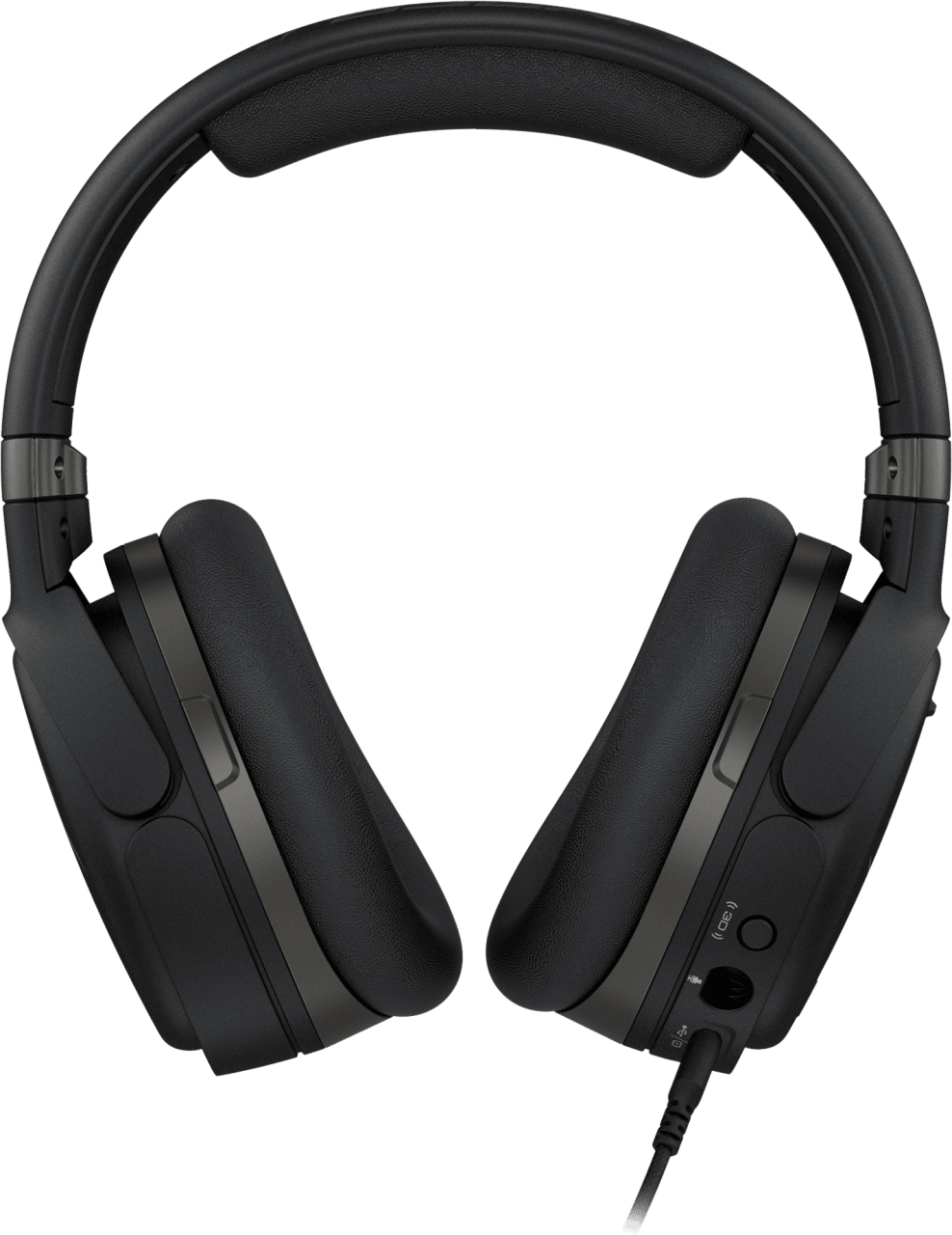 Black HyperX Cloud Orbit S Over-ear Gaming Headphones.3