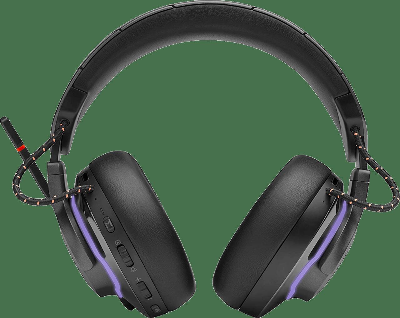 Schwarz JBL Quantum 800 Over-Ear-Gaming-Kopfhörer.3