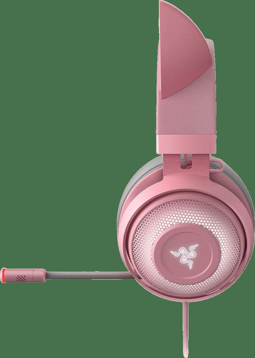 Quartz Razer Kraken Kitty Edition Over-ear Gaming Headphones.3
