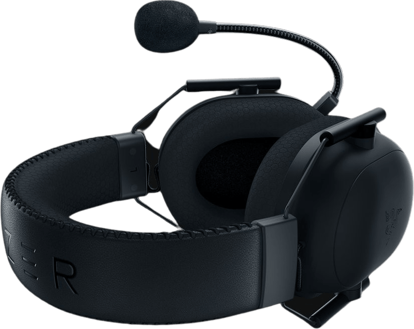 Black Razer Blackshark V2 Pro Over-ear Gaming Headphones.3