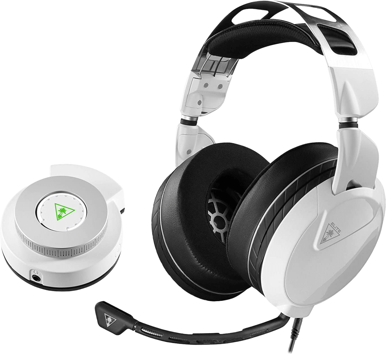 White / Black Turtle Beach Elite Pro 2 + SuperAmp (Xbox) Over-ear Gaming Headphones.1