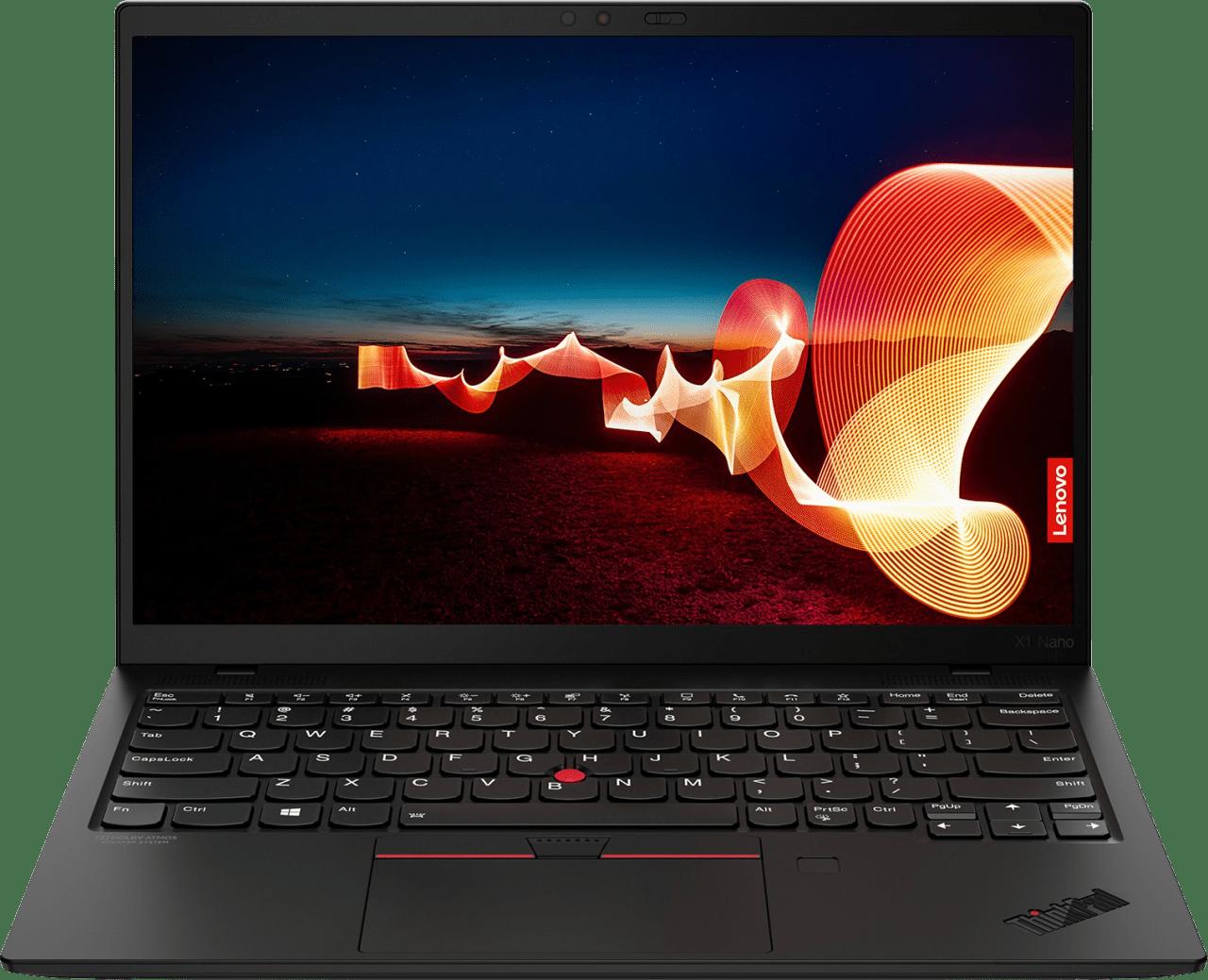 Schwarz Lenovo ThinkPad X1 Nano Notebook - Intel® Core™ i5-1130G7 - 16GB - 512GB SSD - Intel® Iris® Xe Graphics.1