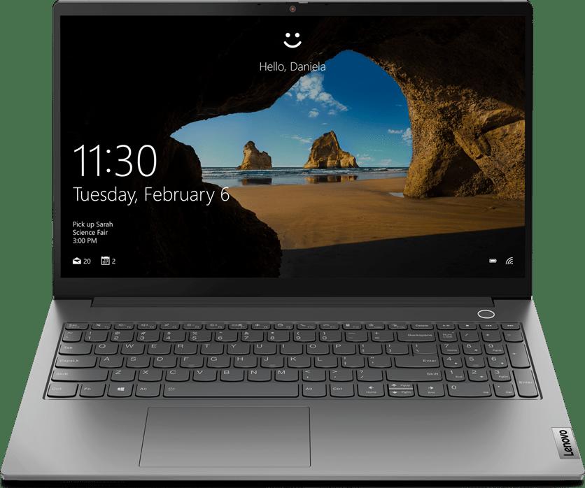 Mineral Grey Lenovo ThinkBook 15 G2 Laptop - Intel® Core™ i5-1135G7 - 8GB - 256GB SSD - Intel® Iris® Xe Graphics.1