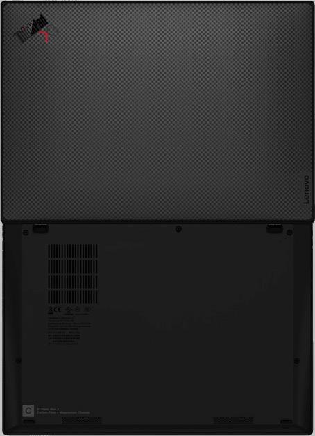 Schwarz Lenovo ThinkPad X1 Nano Notebook - Intel® Core™ i5-1130G7 - 16GB - 512GB SSD - Intel® Iris® Xe Graphics.3