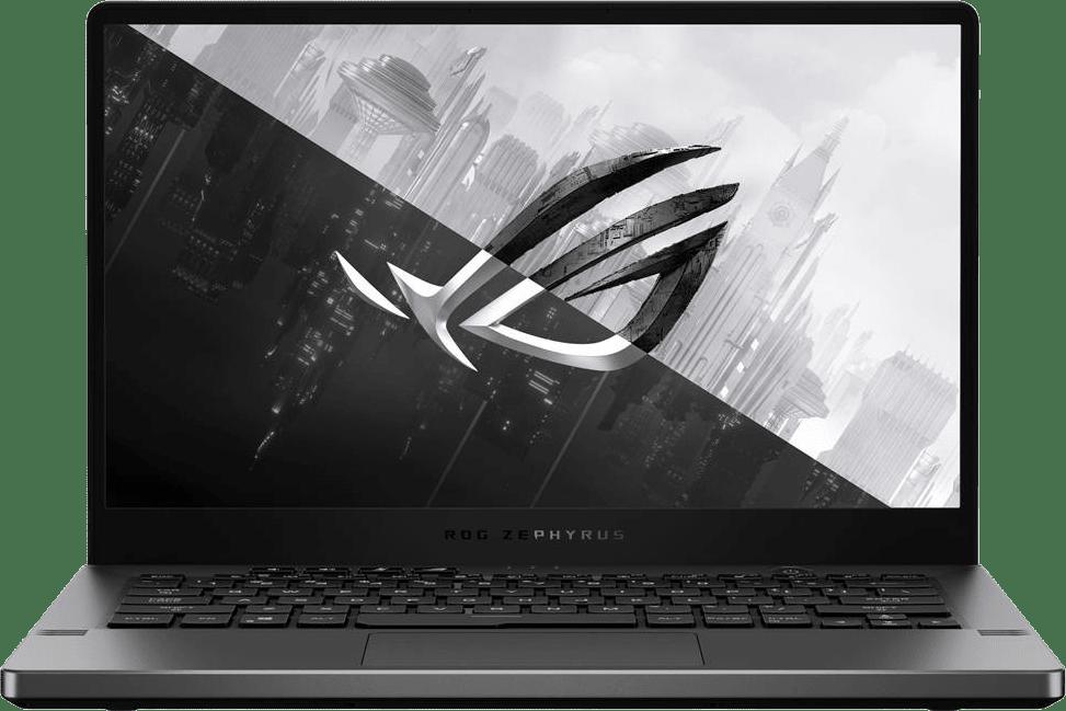 Grau Asus ROG Zephyrus G14 GA401QM-K2217R - Gaming Notebook - AMD Ryzen™ 9 5900HS - 32GB - 1TB SSD - NVIDIA® GeForce® RTX 3060.1