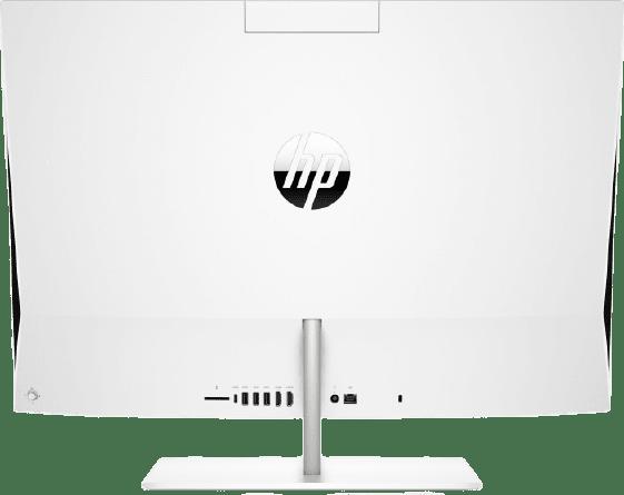 White HP Pavilion 27-d0008ng.2