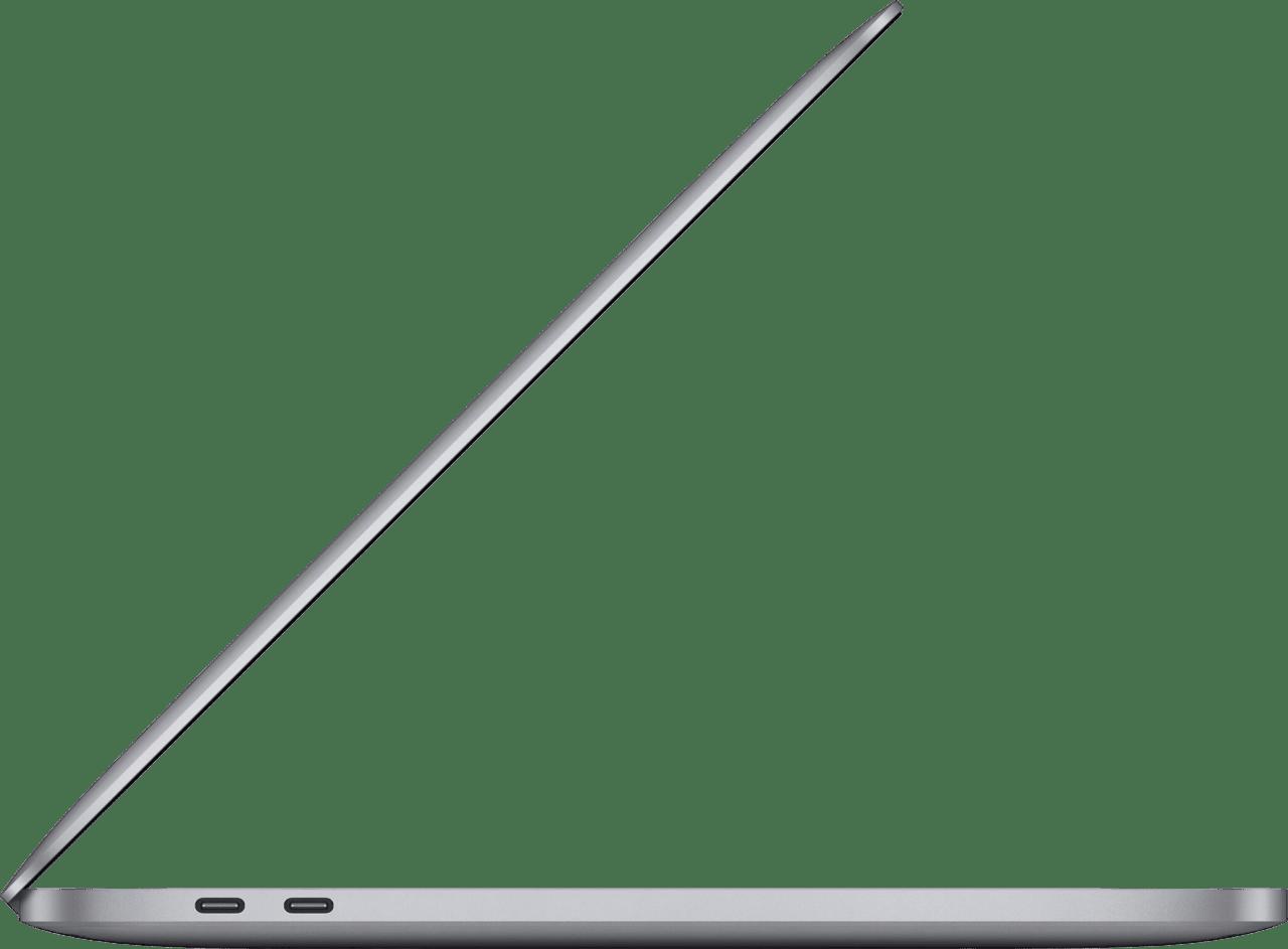"Space Grau Apple 13"" MacBook Pro (Late 2020) Notebook - Apple M1 - 16GB - 512GB SSD - Apple Integrated 8-core GPU.3"