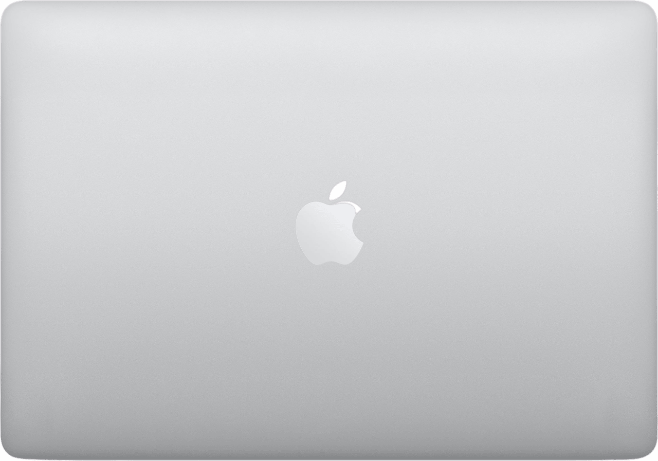 "Silber Apple 13"" MacBook Pro (Late 2020) - English (QWERTY) Notebook - Apple M1 - 8GB - 512GB SSD - Apple Integrated 8-core GPU.2"
