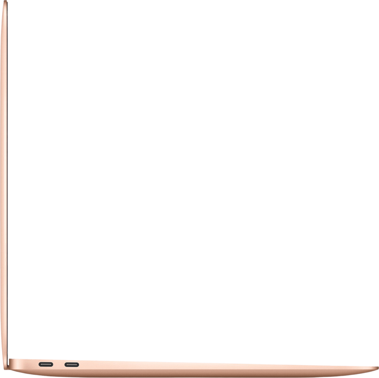 Gold Apple MacBook Air (Late 2020) - English (QWERTY) Laptop - Apple M1 - 8GB - 512GB SSD - Apple Integrated 8-core GPU.3