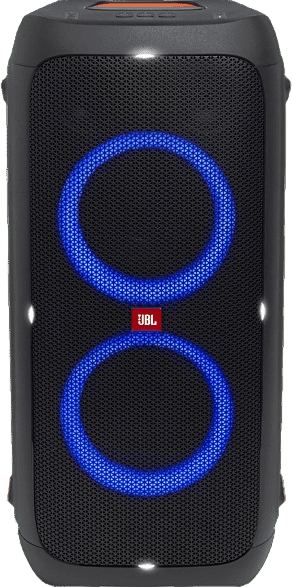 Black JBL Partybox310 Party Bluetooth Speaker.1
