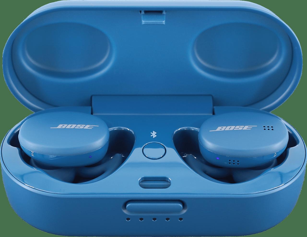 Blau Bose Sport Earbuds.3