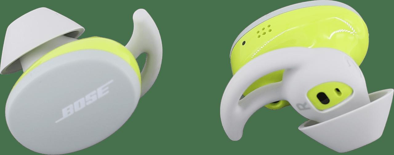 Weiß Bose Sport Earbuds.2