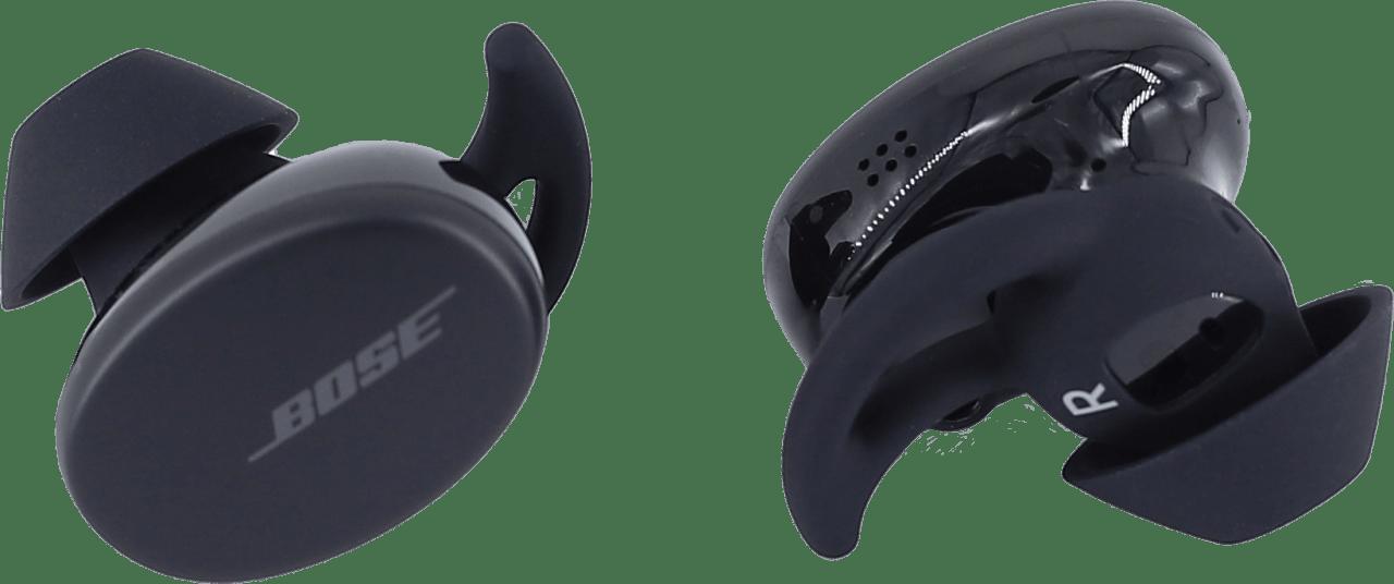 Matt Black Bose Sport Earbuds.2