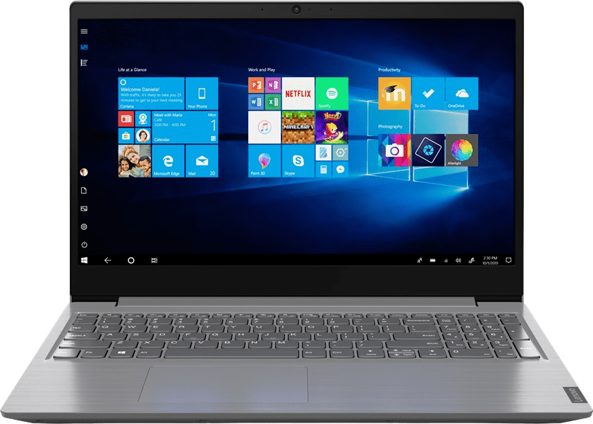Iron Grey Lenovo V15-IIL Notebook - Intel® Core™ i5-1035G1 - 8GB - 256GB SSD - Intel® UHD Graphics.1