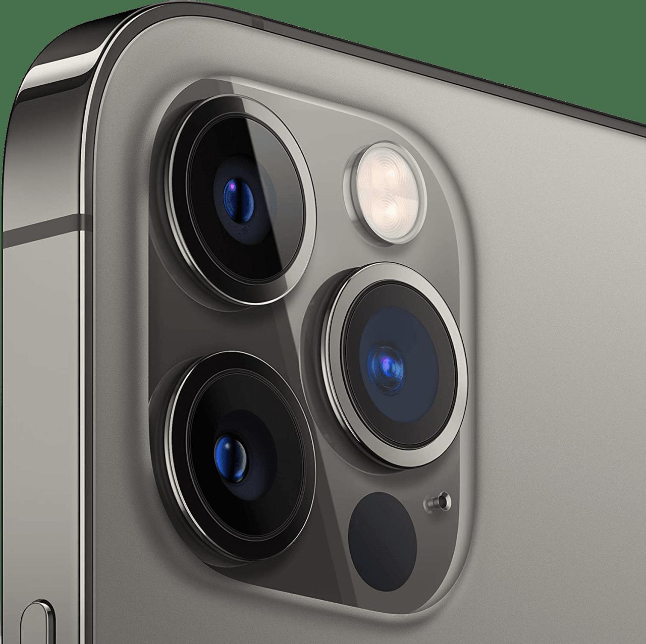 Graphite Apple iPhone 12 Pro Max - 256GB - Dual Sim.4