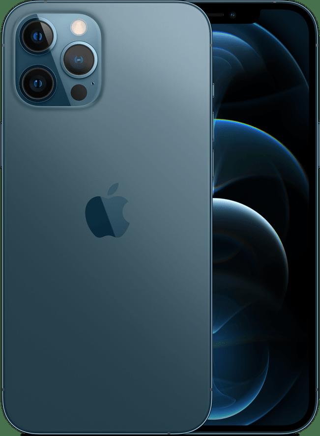 Pacific Blue Apple iPhone 12 Pro Max - 256GB - Dual Sim.1