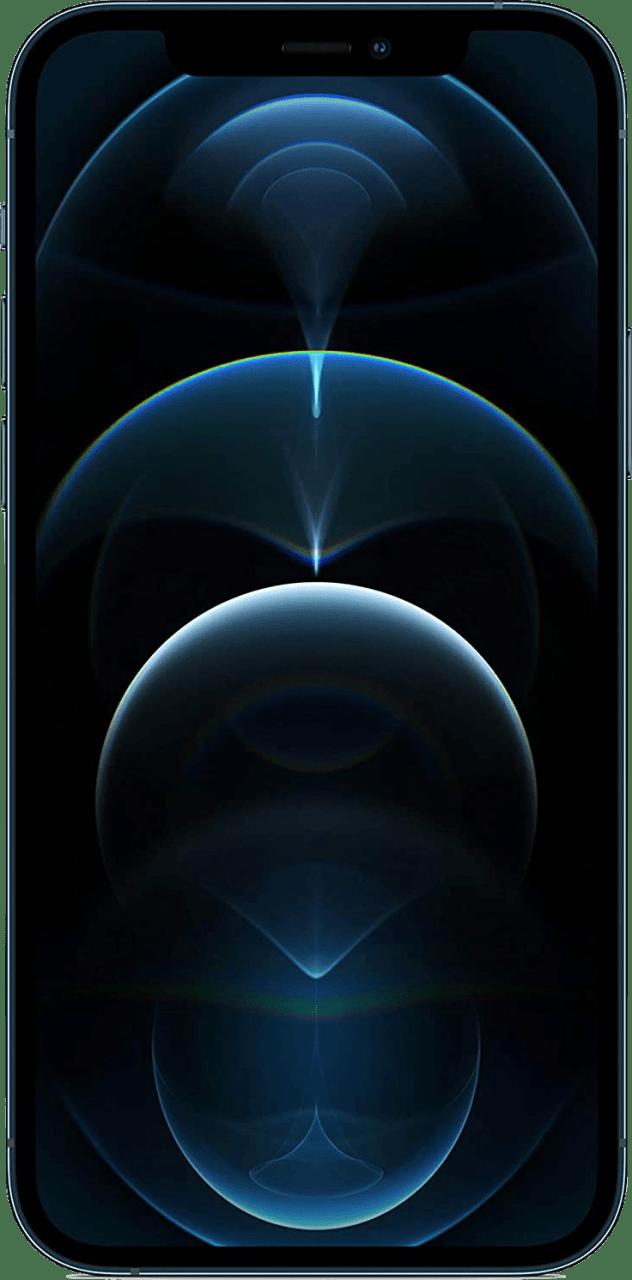 Pacific Blue Apple iPhone 12 Pro Max - 256GB - Dual Sim.2