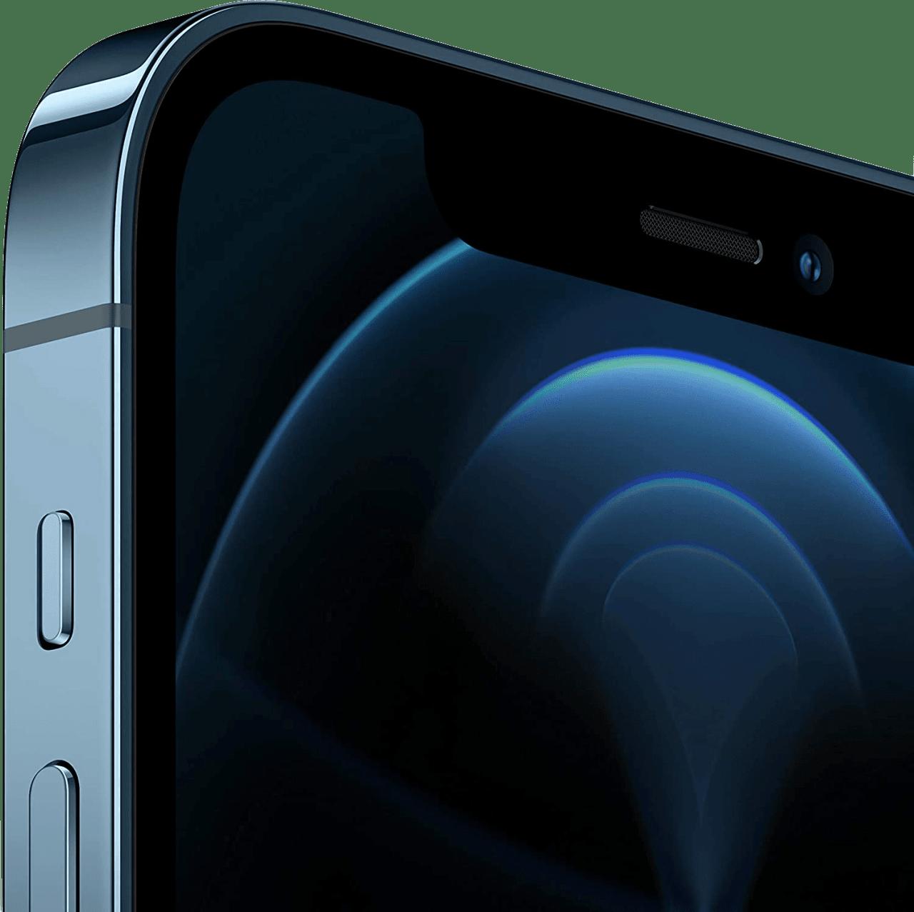Pacific Blue Apple iPhone 12 Pro Max - 256GB - Dual Sim.3