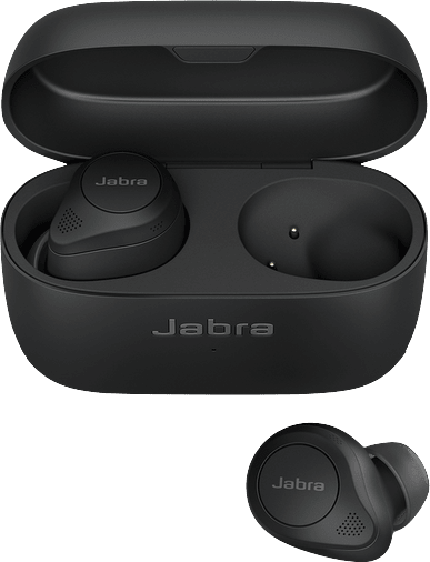 Black Jabra Elite Active 85t Noise-cancelling In-ear Bluetooth Headphones.1