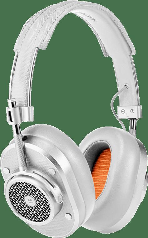 Plata /Gris Auriculares inalámbricos - Master & dynamic MH40 HiFi - Bluetooth.1