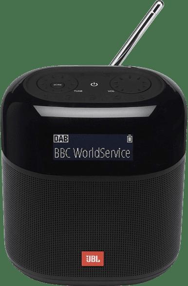 Schwarz JBL Tuner XL Portable DAB + Radio Portable DAB + Radio.1