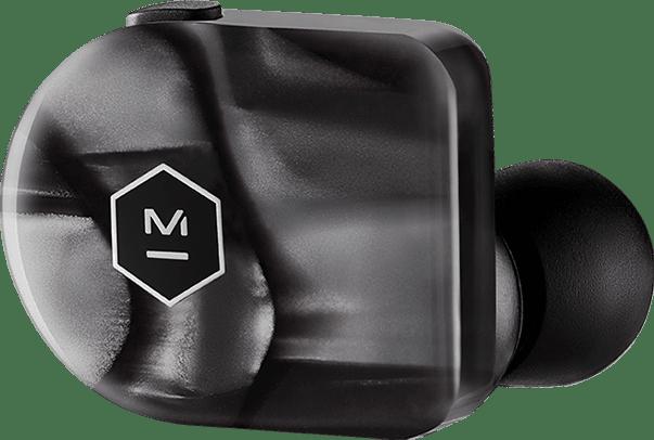 Black Pearl / Edelstahl Master & dynamic MW07 Plus Noise-cancelling In-ear Bluetooth-Kopfhörer.2