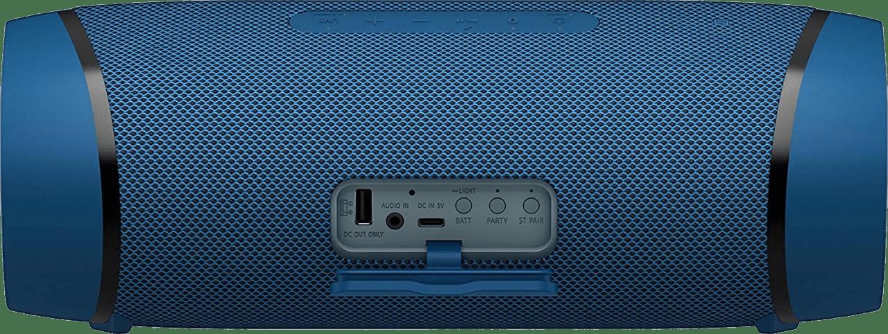 Blau Sony SRS-XB43 EXTRA BASS Portable Bluetooth Speaker.4