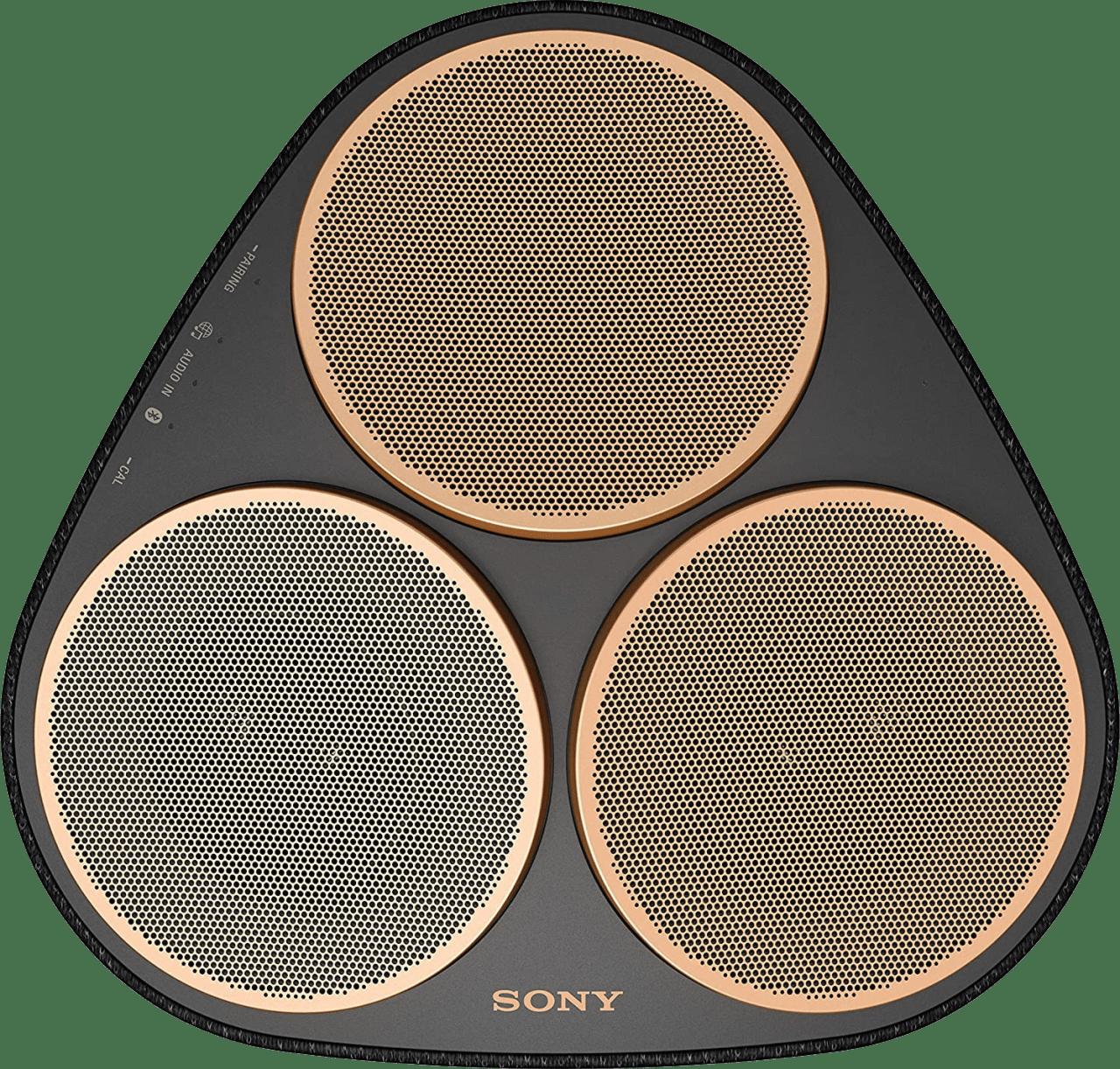Black Sony SRS-RA5000 Premium Wireless Speaker.2