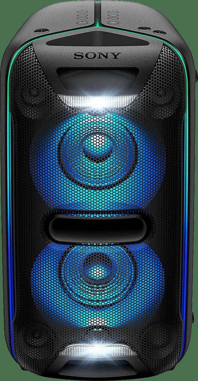 Black Sony GTK-XB72 Partybox Party Bluetooth Speaker.1