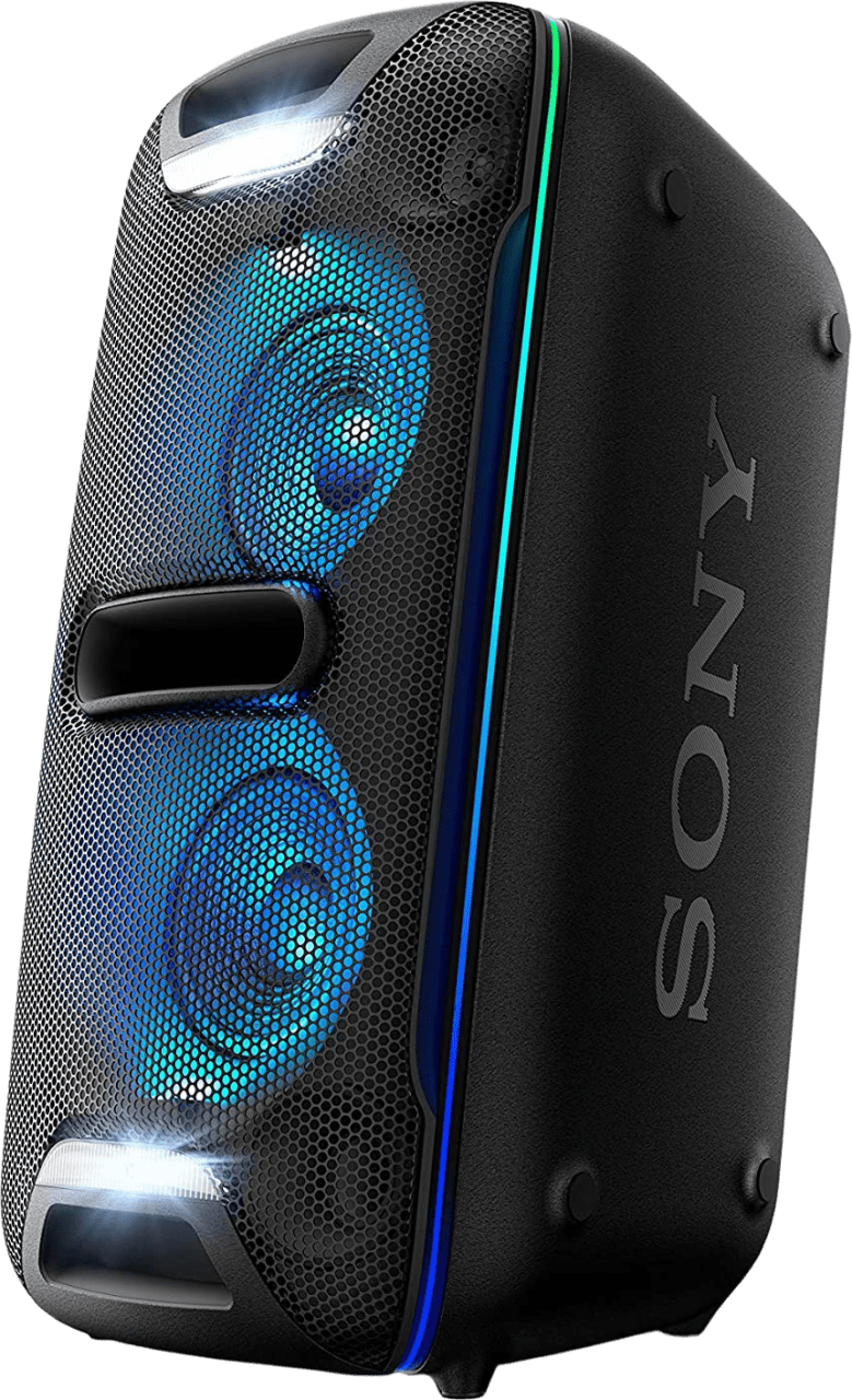 Black Sony GTK-XB72 Partybox Party Bluetooth Speaker.4