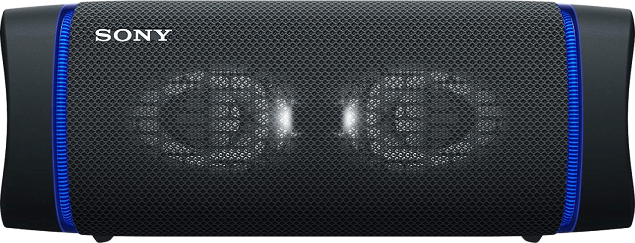 Black Sony SRS-XB33 EXTRA BASS Portable Bluetooth Speaker.1