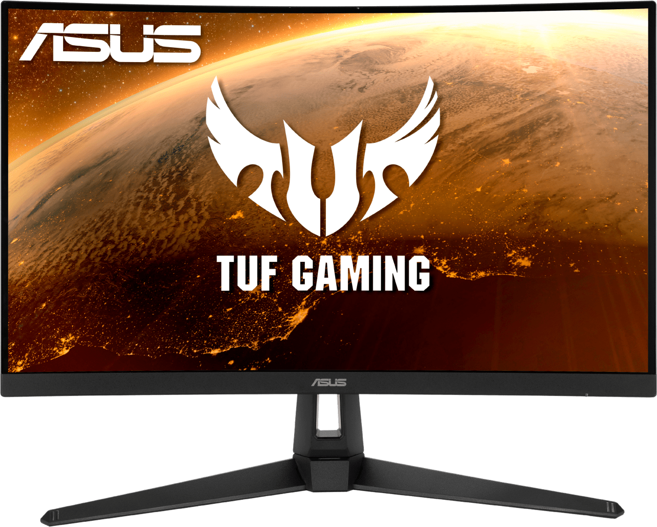 """Schwarz Asus - 27"""" TUF Gaming VG27VH1B 90LM0691-B01170.1"""