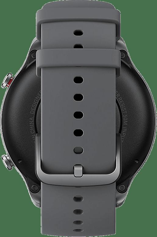Schiefergrau Amazfit GTR 2e Smartwatch, 46mm Alumium-Gehäuse.4