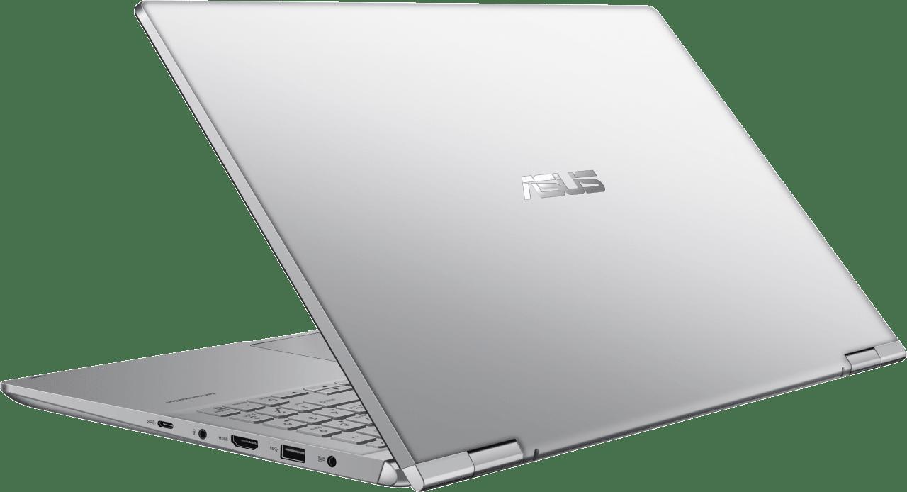 """Silver Asus Zenbook Flip 15"""" Convertible - AMD Ryzen™ 5 4500U - 8GB - 512 GB SSD - AMD Radeon™ Graphics.4"""
