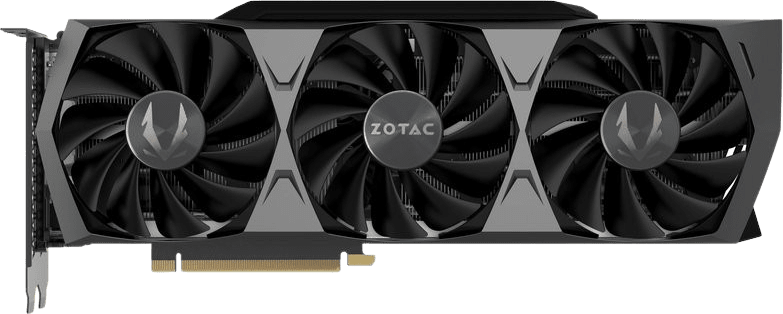 Schwarz ZOTAC GAMING GeForce RTX™ 3090 Trinity OC Grafikkarte.1