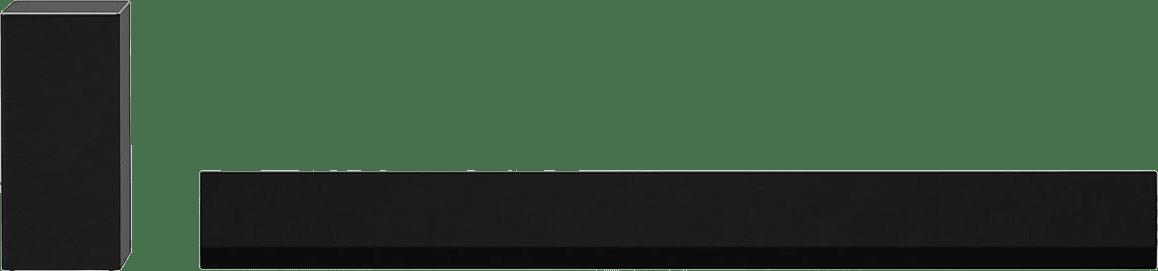 Black LG Soundbar GX.DEUSLLK.1