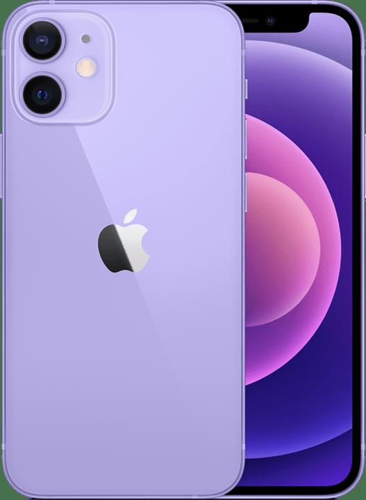 Purple Apple iPhone 12 mini - 128GB - Dual SIM.1