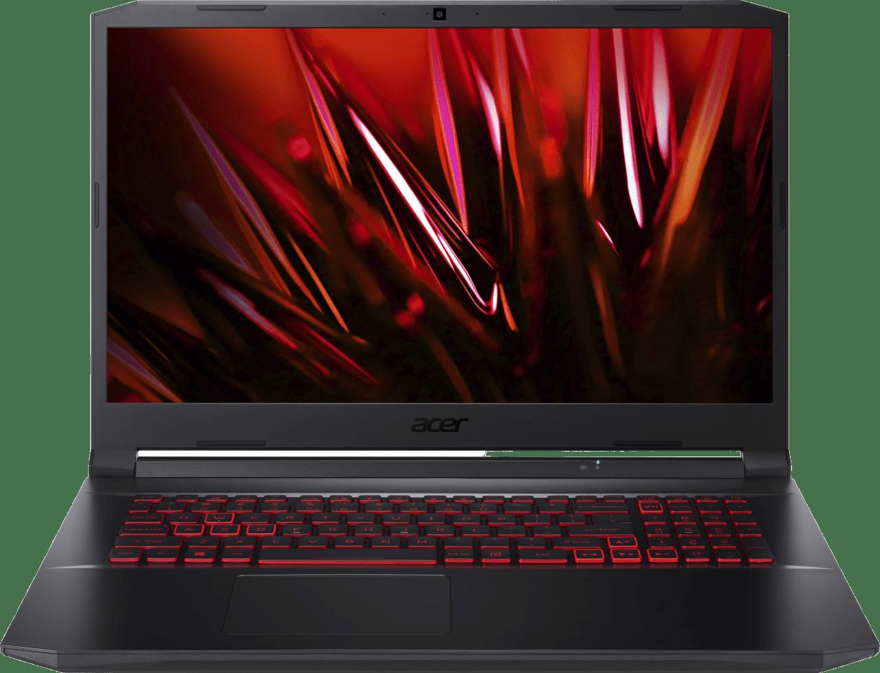 Schwarz / Rot Acer Nitro 5 AN517-53-51FQ - Gaming Notebook - Intel® Core™ i5-11300H - 16GB - 512GB SSD - NVIDIA® GeForce® GTX 1650.1